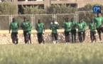 Le dernier entraînement des Lions avant le quart de finale contre le Bénin, avec 20 joueurs