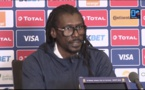 « Ce n'est pas Aliou Cissé contre Alain Giresse, mais le Sénégal contre la Tunisie » (Aliou Cissé)