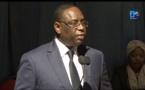 Macky Sall à l'ANST : «Vous aurez la lettre affectant le siège et le déblocage de votre subvention...»