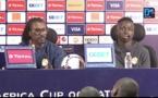 Krépin Diatta : « On a à cœur de jouer et de gagner cette finale »