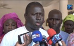"MBOUR : ""Ousmane Tanor Dieng m'a appelé..."" ( Cheikh Issa Sall, Amdem)"