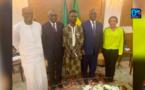 Marcher de Tamba à Dakar / Aboubacar Kouyaté réalise son rêve : Il a rencontré le chef de l'État...