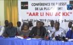 Plan d'action : La plateforme «Aar Li Nu Bokk» lance le programme  «OCCUPY SENEGAL » ou «TAXAW FEPP »
