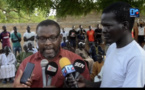 "Pénurie d'eau / Ibrahima Sarr : ""Fast-Track moy Taf-taf mou dém amoul fii si Diender"""