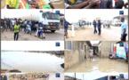 Inondations / Kaolack : Les populations barrent la route nationale et appellent à l'aide