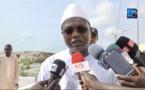 """Saint-Louis / Le ministre Omar Guèye sur le décès d'Amath Dansokho : """"C'est toute la nation qui est éplorée. Nous l'avons côtoyé à des moments extrêmement difficiles de la situation politique du pays"""""""
