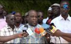 Thiès :  Les travailleurs de DBF tirent à boulets rouges sur Kibily Touré et l'intersyndicale.