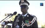 Installation du général Jean Baptiste Tine : la Gendarmerie Nationale sous le commandement de son nouveau chef.