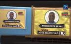 Présidentielle en Guinée Bissau : Le programme du président sortant, José Mario Vaz