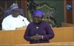 Assemblée Nationale : Adji Mbergane Kanouté plaide pour des innovations aéroportuaires