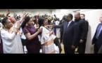 Londres : Le président Macky Sall rend visite aux Sénégalais de la Diaspora...