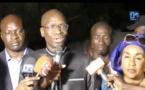"""Abdoulaye Dièye appelle les populations à s'appropier du programme """"Un Sénégal propre"""", pour que Thiès soit la plus propre ville du pays."""