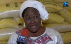 Rizerie AFDAL de Dagana : 15 à 20 tonnes de production journalière réalisées par les femmes.