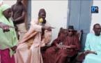 """Thiès : Serigne Boubacar Ndiéguène choisit """"And Suxxali Sénégal"""" de Habib Niang pour son baptême politique."""