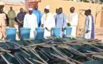 Magal Porokhane : le ministre de l'environnement achemine du matériel de nettoiement à la Cité religieuse.
