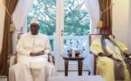 Médina Baye : Le khalife général reçu par le chef de l'Etat.