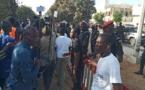 Marche de protestation de Nõõ Lank : Le Camp pénal de Liberté 6 quadrillé par la police.