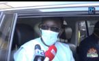 Lutte contre le Covid-19 / Parcelles Assainies : Remise de matériel et denrées alimentaires à certaines structures de santé et à la population par le ministre Amadou Ba.