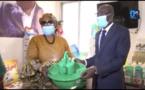 Covid-19 : Des femmes de la Médina derrière Seydou Guèye pour barrer la route à la maladie.