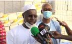 Covid 19 Pikine : Abdou Karim Sall en soutien aux nécessiteux du Département de Pikine