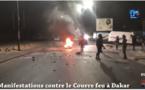 Dakar se rebelle contre le couvre-feu