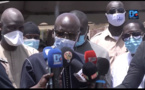 Levée du couvre feu : Seydou Guèye pour une responsabilité individuelle et collective.
