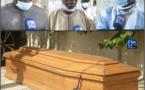 Levée de corps à l'Hôpital Principal : Un dernier hommage rendu à deux Hommes politiques qui ont marqué leur époque.