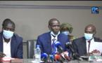 Crise Mali : Le Crs du Pds félicite la bravoure du peuple et...