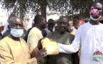 Incendie au marché central de Kaolack : Serigne Mboup s'offre en exemple en donnant une contribution de 6 millions de Fcfa.