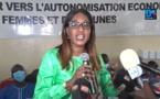 Économie Sociale et Microfinance : « mon département fera de l'année 2021 celle des défis à relever » (Zahra Iyane Thiam)