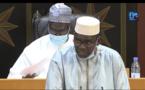 Assemblée nationale : Le député Aymérou Gningue salue la gestion transparente des fonds force Covid-19 par le ministre Alioune Sarr.