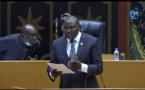 Vote du Budget ministère de la pêche : Toussaint Manga fait des révélations et interpelle le ministre sur plusieurs questions.