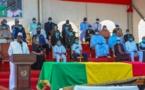 Cérémonie à l'honneur de l'ancien international sénégalais : L'essentiel du discours d'hommage du président Macky Sall à Pape Bouba Diop.