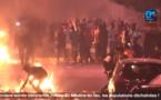 Première soirée couvre-feu / Acte 2 : Médina en feu, les populations déchaînées ! (VIDEO)