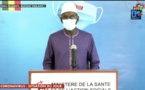 [🔴LIVE ] Sénégal : Revivez le point de Situation sur la COVID-19 du Jeudi 07 Janvier 2021