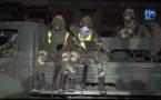Couvre-feu à Keur Massar : Focus sur le dispositif mis en place par les forces de l'ordre.