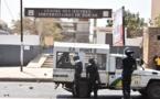 Manifestation à l'Ucad : Les étudiants dictent leur loi sur l'avenue Cheikh Anta Diop...