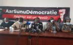"""Affaire Ousmane Sonko : Une unité d'action mise en place pour """"restaurer la démocratie"""""""