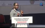 Implication des collectivités territoriales dans les mécanismes de financement : Thérèse Faye Diouf fait le point sur la démarche du Fongip.