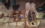 """Dougar : Les forces de l'ordre saisissent """"un arsenal"""" sur les manifestants"""