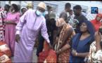 Dieuppeul-Derklé : Birane Ngom offre 10 tonnes d'oignon et de pomme de terre à 1000 familles.