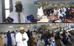 Korité 2021 : Les mesures barrières en bandoulière, les fidèles ont prié à la grande mosquée de l'UCAD.