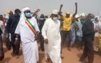 Tournée économique : Le président Macky Sall lance officiellement les travaux de réhabilitation de la RN 2 entre Ndioum - Ourossogui et Bakel.