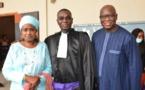 Le cabinet Me Nafissatou Diop Cissé passe en SCP : Me Abdoulaye Dièye a prêté son serment de notaire