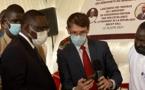 Tournée économique du PR : Les travaux de l'aéroport de Ourossogui et de l'hôpital de Matam, lancés par le chef de l'État.