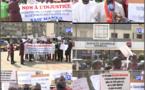 Les travailleurs de Manko SGS dénoncent un licenciement abusif et crient « Halte ».