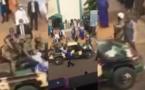 Tentative d'intrusion à l'arme blanche : L'agresseur du Colonel Assimi Goïta neutralisé et conduit à la sécurité ( vidéo)