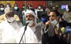 DAKAR / YOFF : la Emirates Pirogues modernes (EPM) a offert une pirogue en fibre de verre à la commission de surveillance.