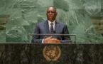 76e Session ordinaire de l'AG des Nations Unies - sécurité au sahel, lutte contre la Covid, relance économique : l'essentiel du discours de Macky Sall