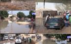 Magal Touba / Inondations : Le calvaire des pèlerins, Keur Niang, Darou Minam 2 et environs impraticables... Les populations désemparées... (Reportage)